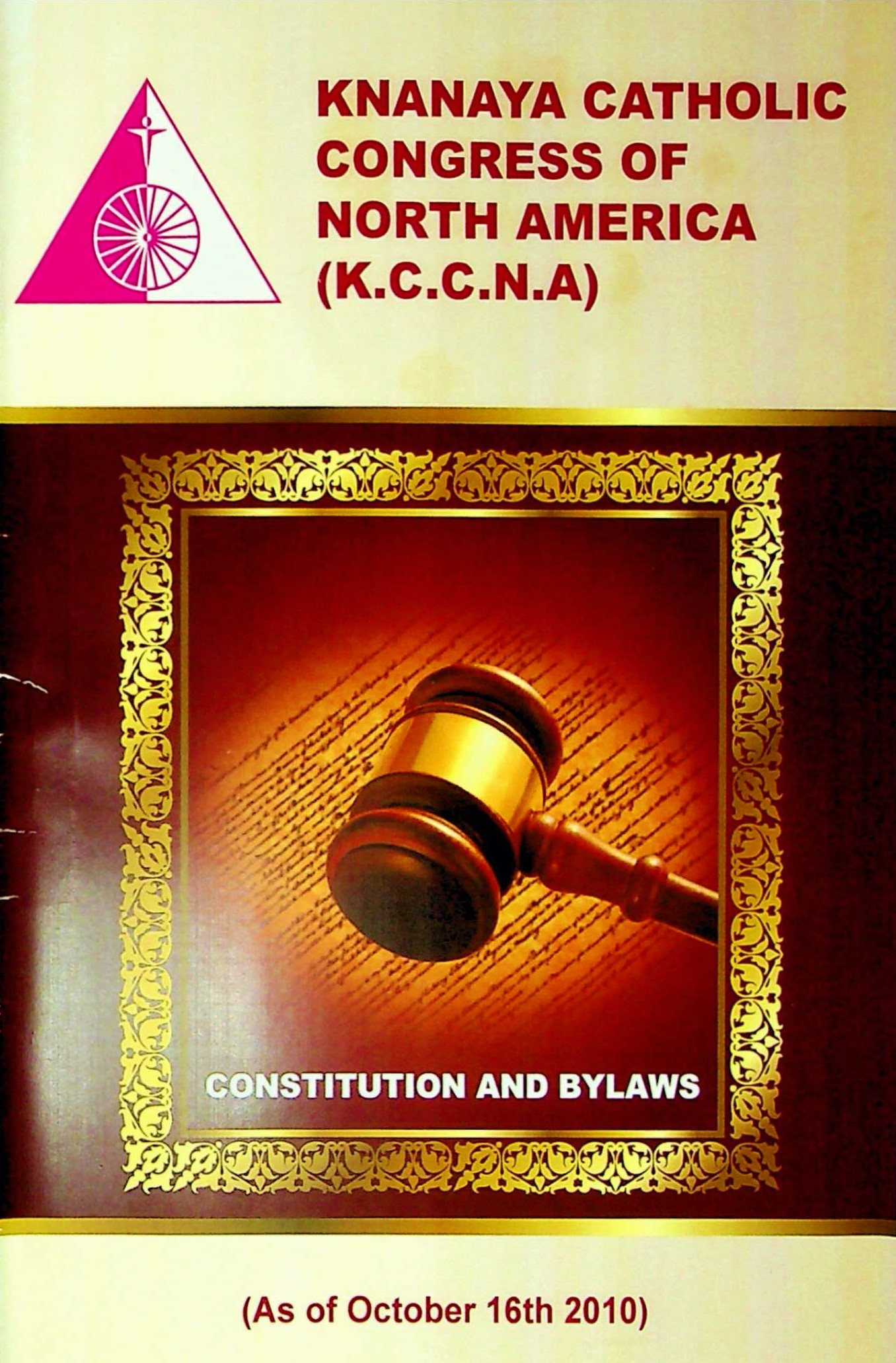 KCCNA Constitution 2010