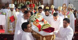 Funeral of Mar Kuriakose Kunnacherry day Two