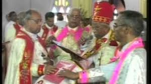 Metropolitan Consecration of Mar Kuriakose Kunnacherry at Kottayam on June 3, 2005
