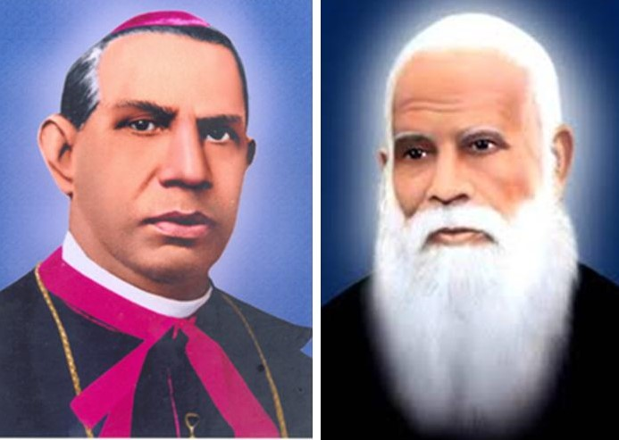 Declaration of Servants of God Mar Mathew Makil and Thommiachan Poothavthil.
