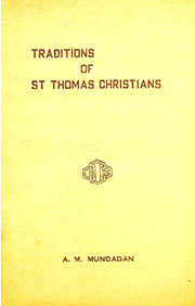 Traditions of St. Thomas Christians