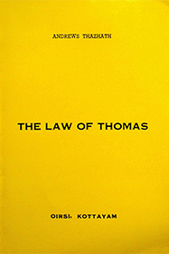 Law of Thomas by Andrews Thazhath (Partial)