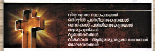 Service Institutions of the Archeparchy of Kottayam in 2011