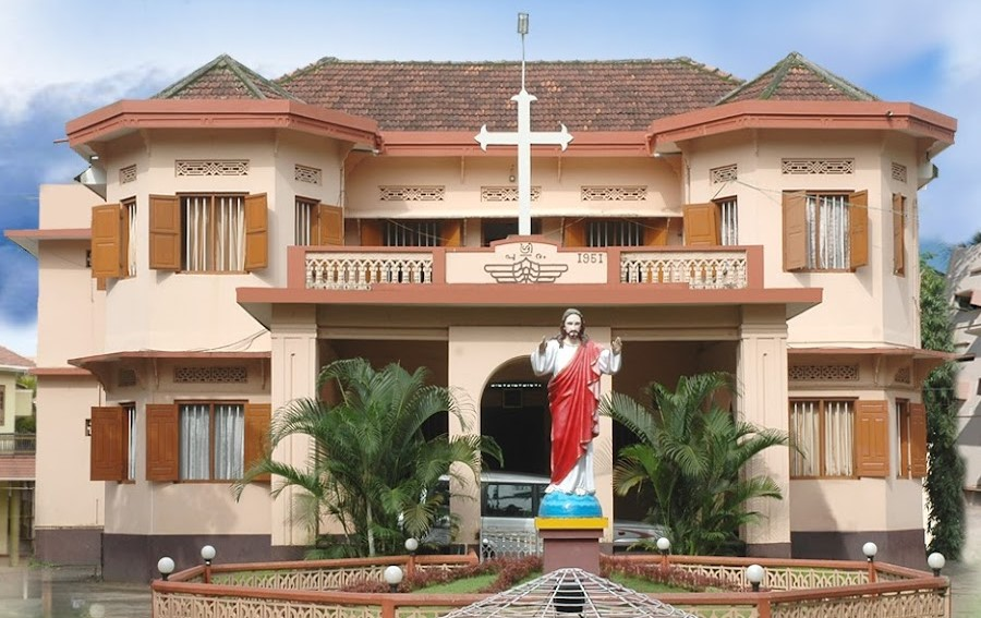 Institutions of the Diocese of Kottayam in 1993