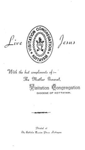 Visitation Congregation Platinum Jubilee Souvenir