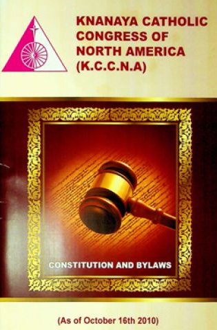 KCCNA Constitution 2010