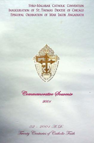 Mar Jacob Angadiath Consecration Souvenir - Relevant pages only