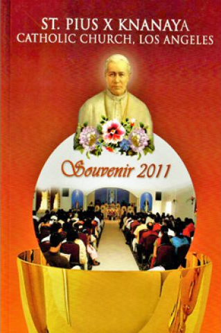Souvenir of St. Pius X Knanaya Catholic Parish of Los Angeles