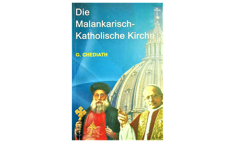 Die Malankararish Katholishe Kirche by J Chediath (FLIP BOOK)