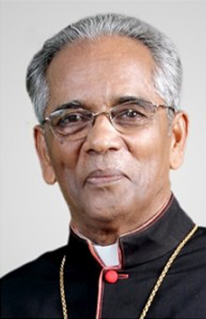 Article on Archbishop Mar Abraham Viruthakulangara in the Centenary Souvenir of the Archeparchy of Kottayam