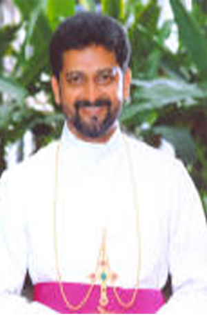 Article on Bishop Mar Joseph Pandarasseril in the Centenary Souvenir of the Archeparchy of Kottayam