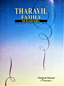 Tharayil Family of Kaipuzha, Second Edition