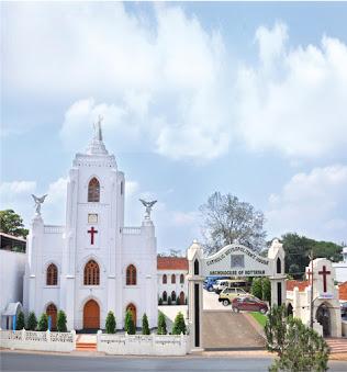 Platinum Jubilee Celebration of Christ the King Cathedral, Kottayam on 2019 November 21.