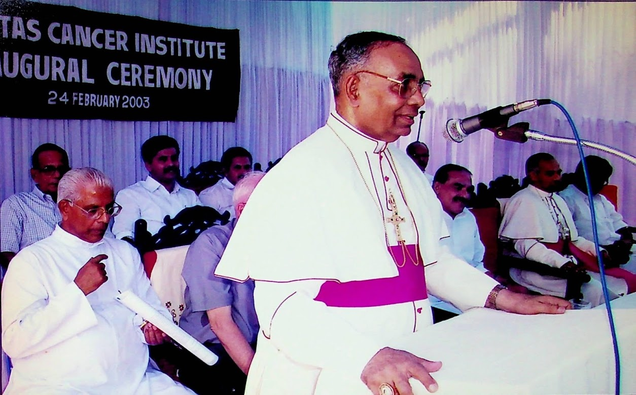 Blessing and Inauguration of Caritas Cancer Institute