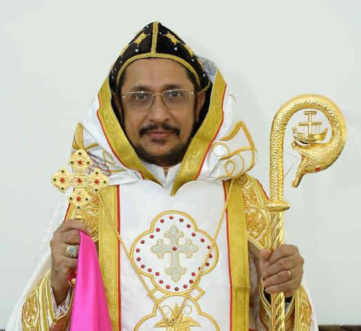 BISHOP GHERVAGHESE MOR APREM