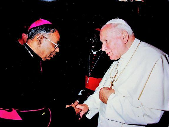 Archbishop Mar Kuriakose Kunnacherry