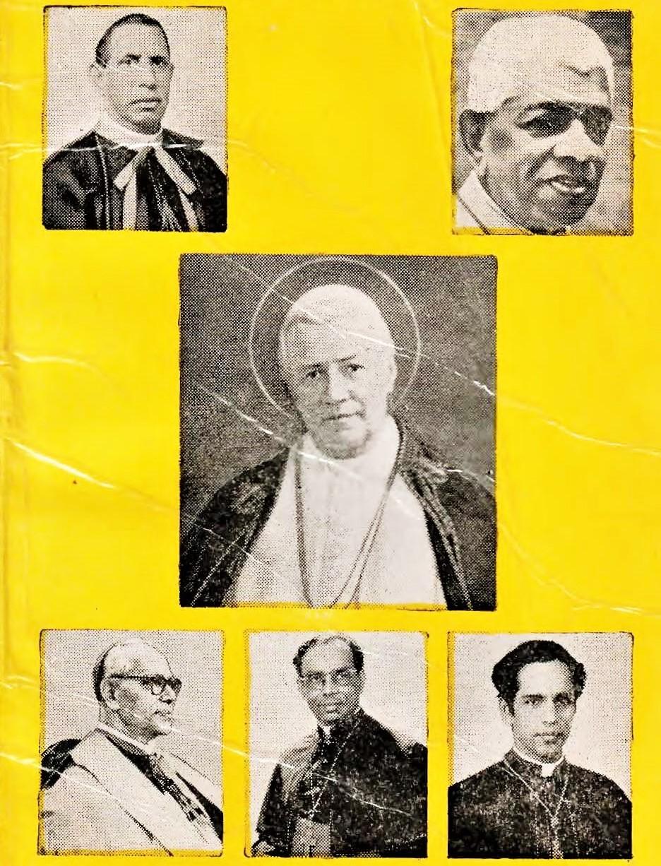Former Bishops of Kottayam