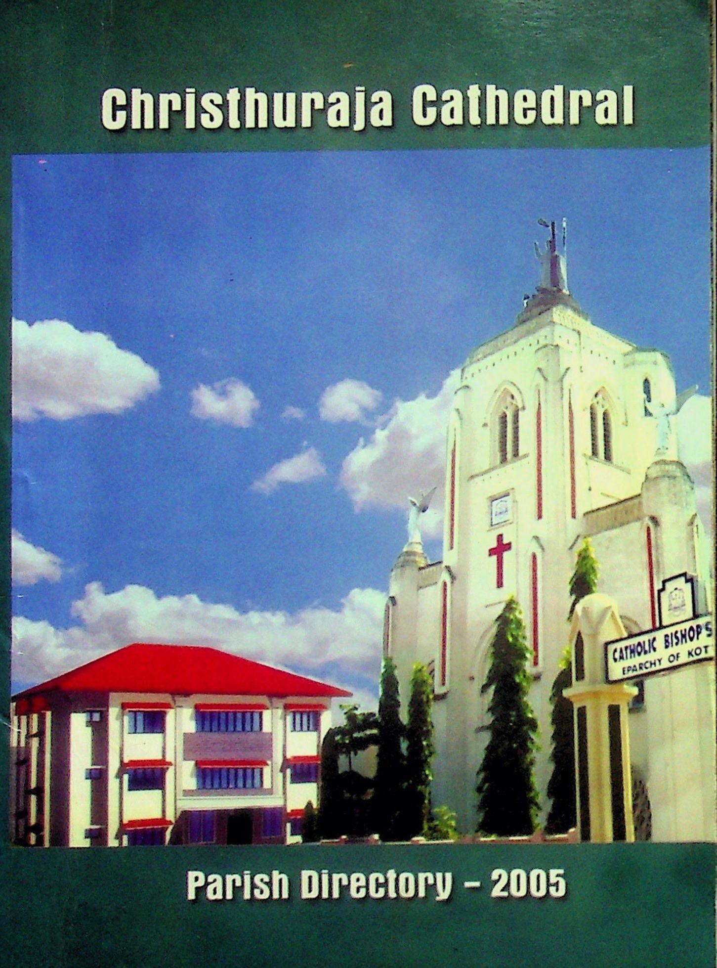 Cathedral Parish Directory 2005