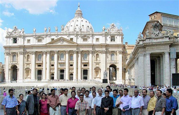 Knanaya Catholic Global Convention in Rome