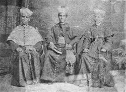 Joint Letter in 1911 for Knanaya Diocese